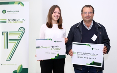 """Prémio Desempenho"" Awarded by Valorpneu for the 4th time"