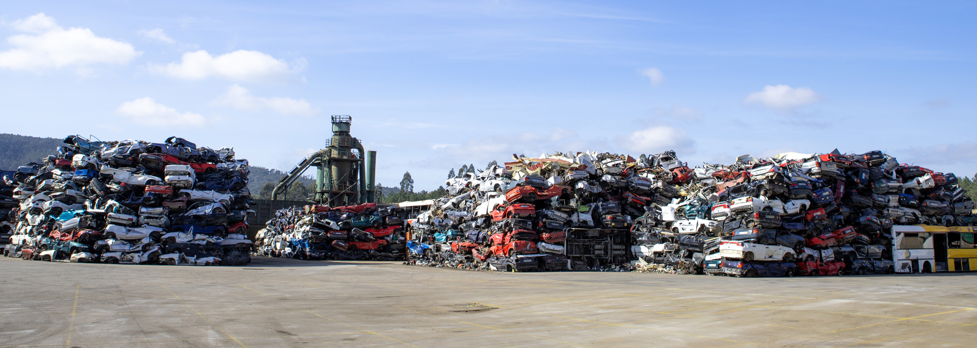 Do you know MJD has more than 60000 dismantled vehicles?